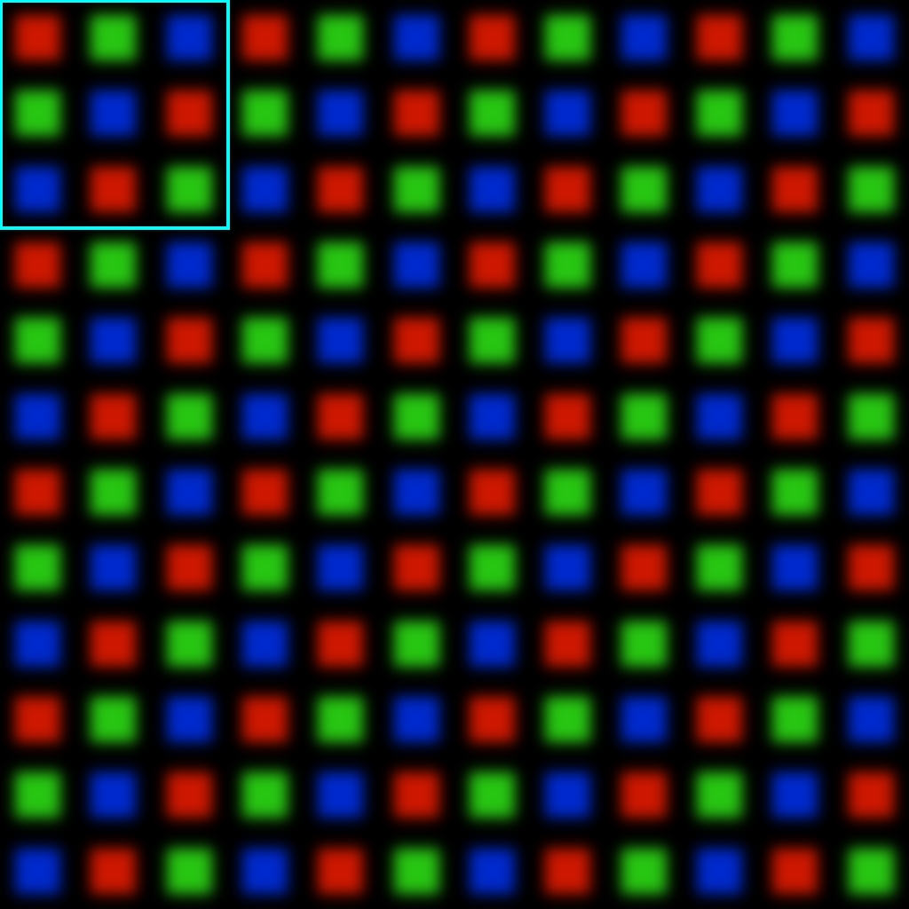 Reference: Subpixel Geometry Zoo Page